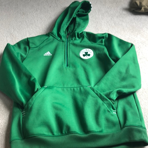 adidas Other - Adidas NBA Boston Celtics hoodie youth large 14/16